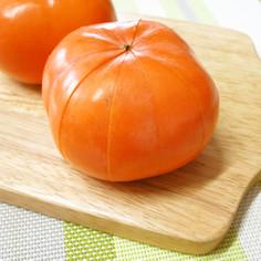 柿を均等・綺麗にカット〚加工用にも最適〛