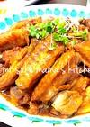 圧力鍋♡鶏手羽中のマーマレード煮。ஐஃ