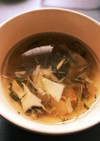 和風野菜スープ(プチッと鍋使用)