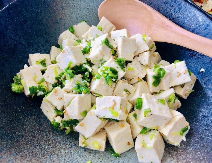 ☆簡単☆お豆腐のPOKE☆