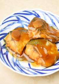 ご飯がすすむ☆鯖の味噌煮