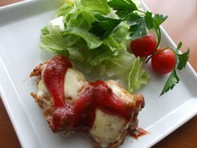 イタリアン風チキンソテー*ケチャソース