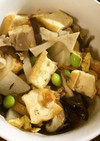 豚バラと大根と厚揚げの八宝菜