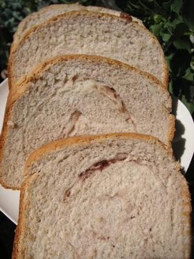 HBおまかせ♥ココナッツあん食パン