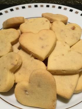 米粉☆クッキー♪クルミ入り