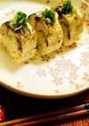 我が家の焼き鯖寿司