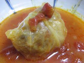 ロールキャベツ☆トマト味