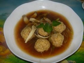 パンボールのスープ