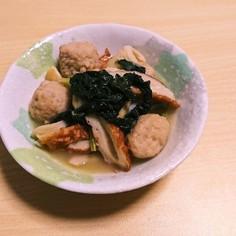 免疫回復★インフル対策!小松菜の煮浸し