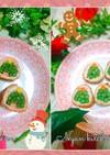 クリスマスツリー★いんげんの肉巻き