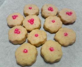 さっくり型抜きクッキー♪