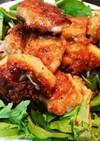 鶏もも肉のソテー♪ゆず胡椒照り焼き