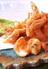 【伝統野菜】ゆりねの北海かき揚げ