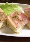 簡単♪チーズベーコン豆腐