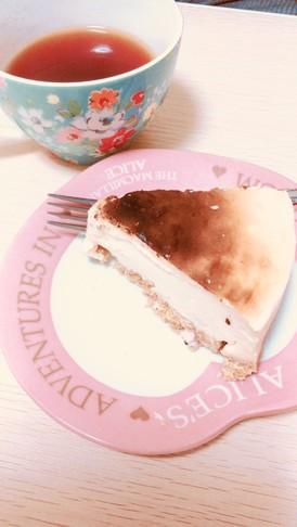 ミックスベリーのニューヨークチーズケーキ