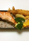 53、鮭の麹焼きのっけ盛り弁当♡