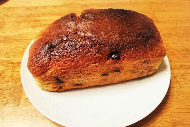 ケーキ レシピ ブランデー
