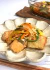 彩り野菜と鮭の南蛮漬け♡
