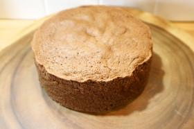 プロレシピ!チョコスポンジケーキの作り方