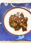 牛肉の黒ビール煮チョコレート風味