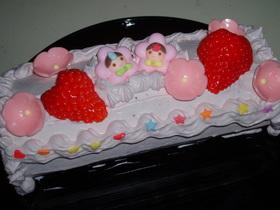 ロールケーキ ミニ 卵一個で!