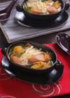 辛うまっ♪韓国風とろ~りキムチーズスープ