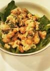 時短!簡単美味しい 大豆とツナのサラダ