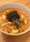 サバ缶で韓国風スープ♪