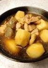 ☼簡単♪里芋と鶏肉とこんにゃくの煮物