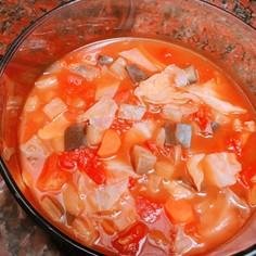 簡単!脂肪燃焼トマトスープ