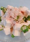 超簡単!オクラと豆腐の生姜麺つゆ