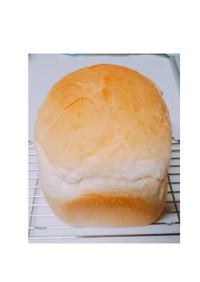 ツインバードでシンプル食パン