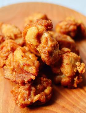 ご飯が進む!簡単下味しっかり鶏もも唐揚げ