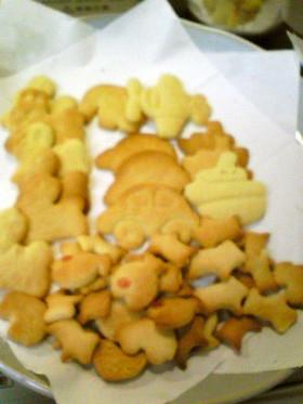 ★ホットケーキミックス クッキー★簡単