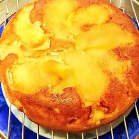林檎と紅茶のケーキ(HKMと炊飯器使用