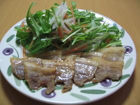 沖縄料理*スーチカー(豚の塩漬け)