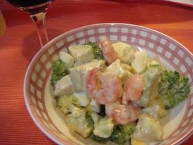 うちの定番サラダ