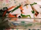 超簡単!かぶの彩り栄養満点✨浅漬け☺