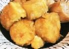 ✧里芋と薩摩芋を一緒に煮ると✧