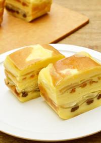 ガトー・インビジブル風北海道チーズケーキ