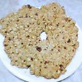卵・牛乳不使用☆オートミール黒糖クッキー