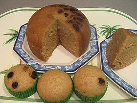 中華の蒸しパン♪マーカーラオ
