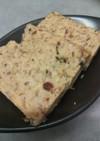 ローズマリーとチーズのあっさりクッキー