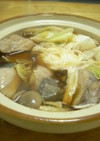 一人鍋でぶりすき鍋
