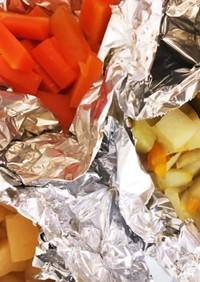炊飯器で野菜ストック☆離乳食初期中期後期