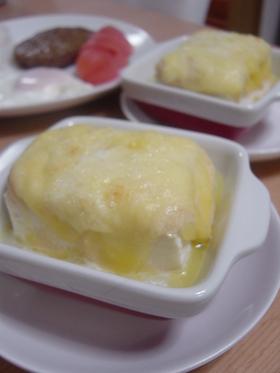 たらこDE豆腐の簡単☆グラタン