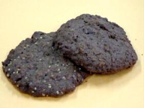 コーンフレーク・クッキー(ココア味)