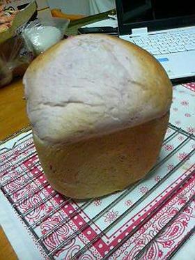 キャラメルコーンなHB食パン