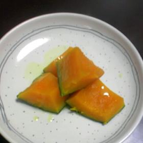 ★さっぱりおいしいかぼちゃ煮バター風味★