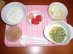 離乳食 キャベツのコトコト煮